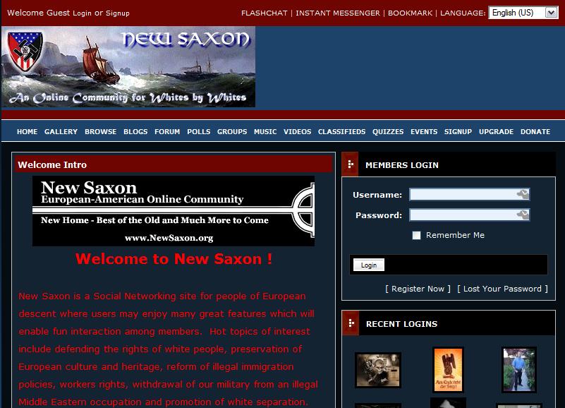NewSaxon-homepage