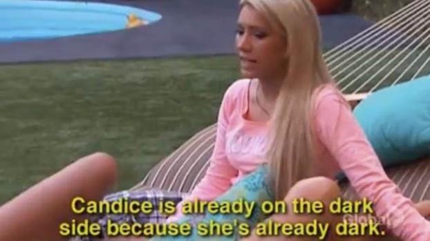 Gina Marie Big Brother