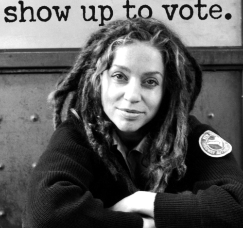 Ani DiFranco is a sing...