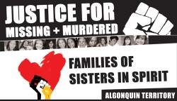 Justice for MM Indigenous Women