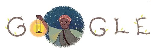 Tubman Google Doodle
