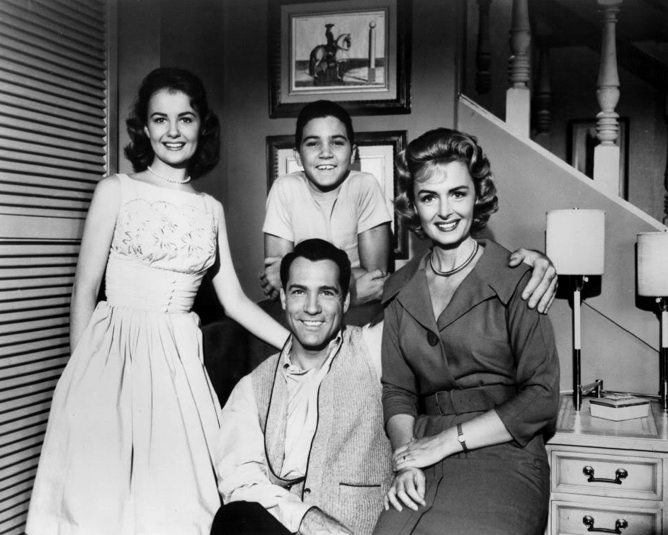 Donna Reed Show Cast