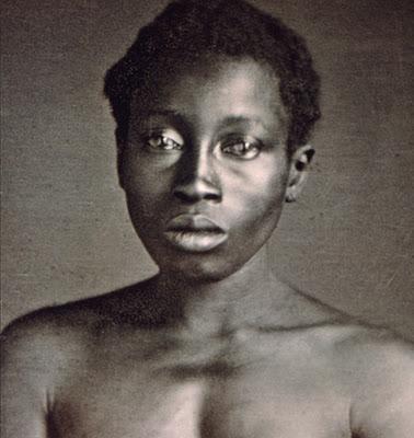 Enslaved Woman