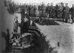 Mass Burial at Wounded Knee
