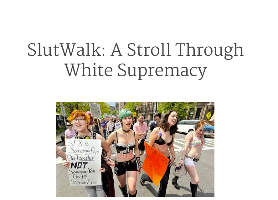 SlutWalk_WhiteSupremacy