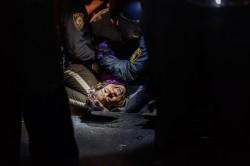 Dasha, 29, arrested in Ferguson