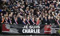 Je Suis Charlie protest in France
