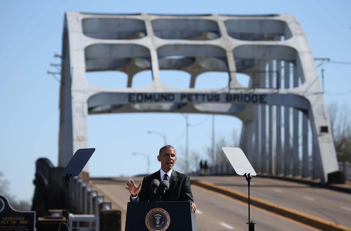 President Obama - Selma