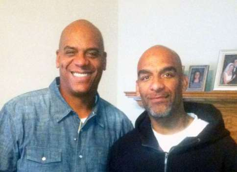 Eric Harris and his brother Andre