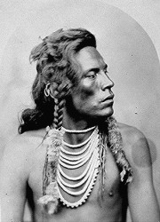 Curley, member of the Crow nation