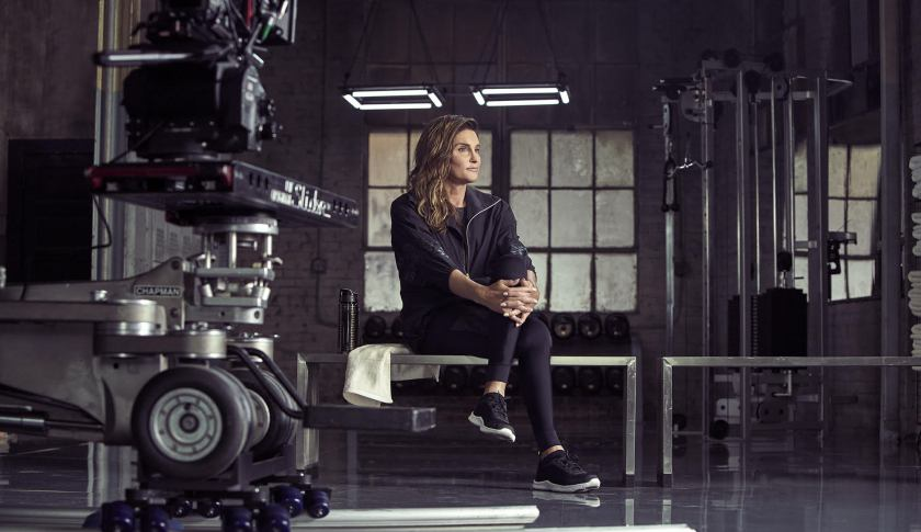 Caitlyn Jenner for HM Sports