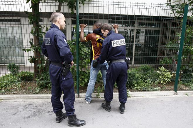 Police, Lutte Anticriminalite A Paris, Securite De