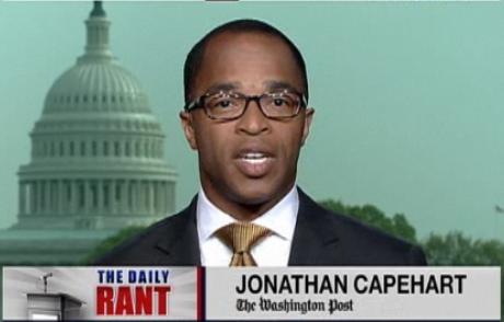 Capehart on TV