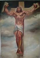 Body Builder Jesus