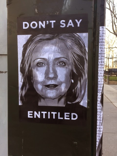 Art for Resisting Hillary Clinton